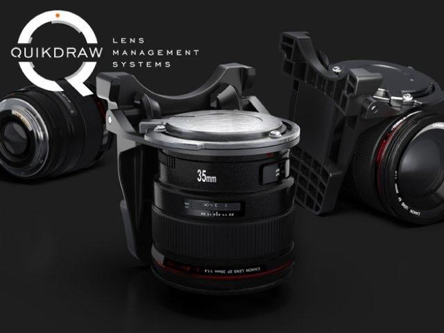 Quikdraw, le prochain accessoire incontournable des photographes ?
