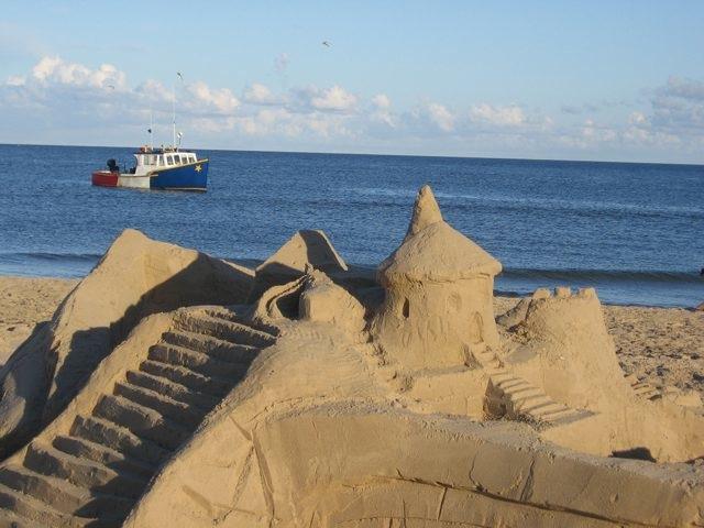 La recette ultime du château de sable parfait