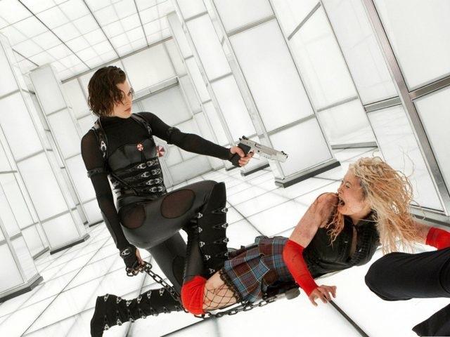 Resident Evil Retribution : deux nouveaux Spots TV