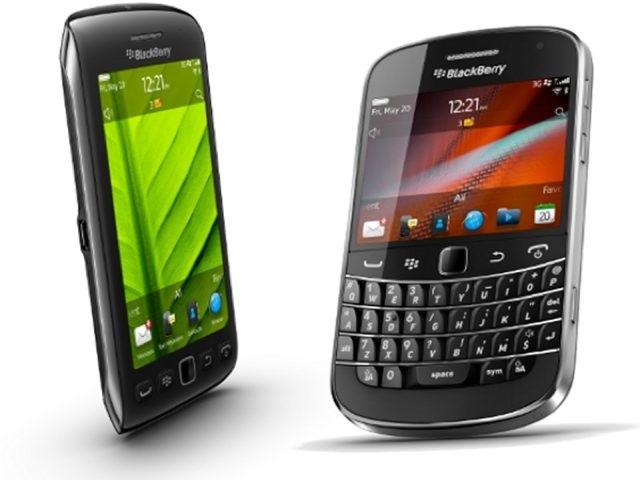 BlackBerry 10 : du 720p pour le premier smartphone tactile
