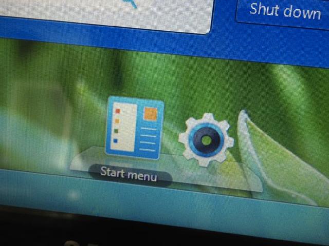 Samsung : S Launcher, un dock pour Windows 8