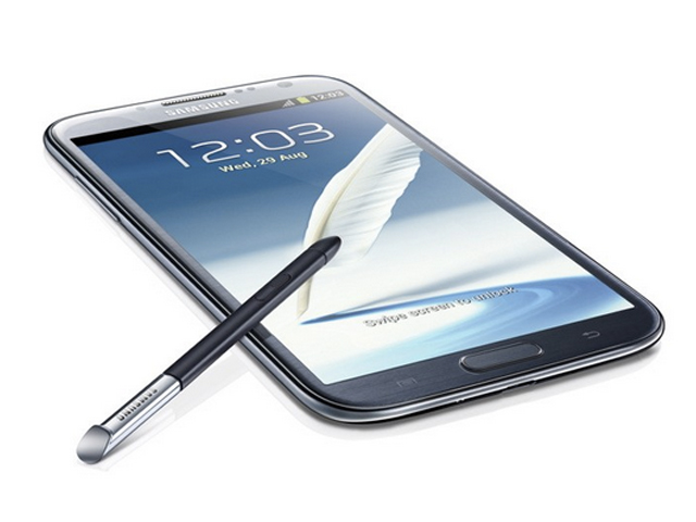 Samsung Galaxy Note 2 : il est là, et bien là !