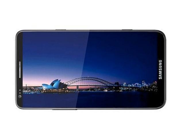 Non, ceci n'est pas un Samsung Galaxy Note 2 !