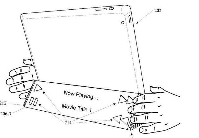 La prochaine Smart Cover pour iPad pourrait intégrer un écran
