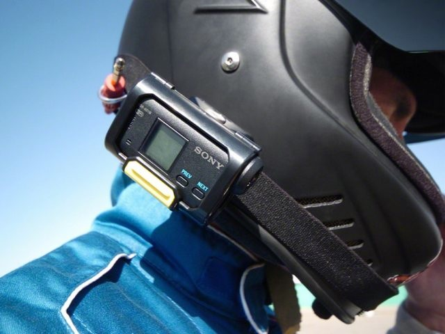 Sony Action Cam, la GoPro de Sony