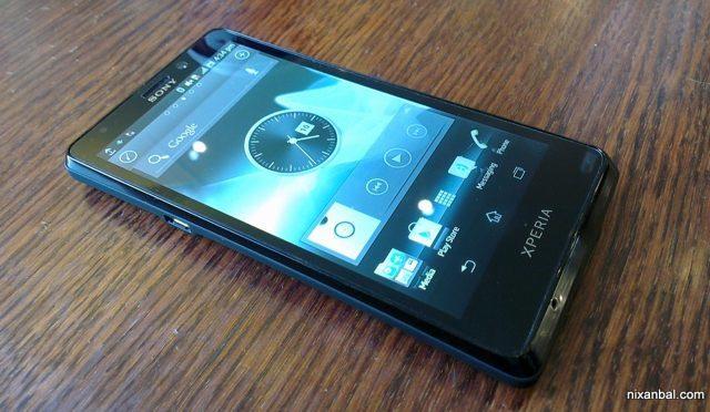 Sony LT30P : une photo du prochain superphone de Sony