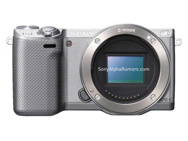 Encore des photos du Sony NEX-5R