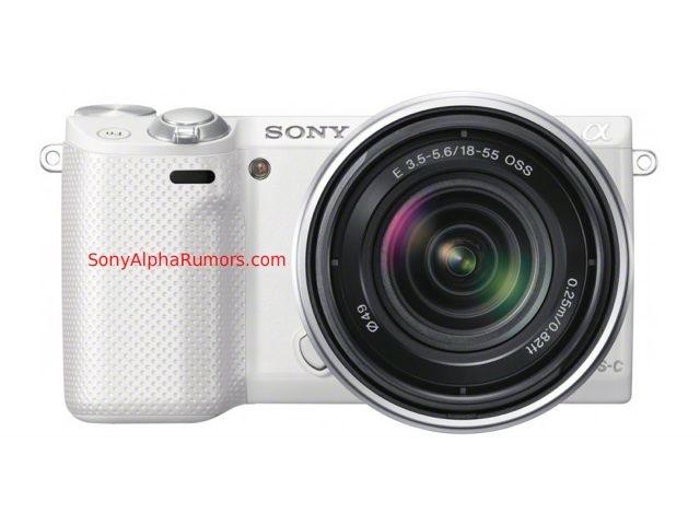 Sony NEX-5R : les spécifications complètes