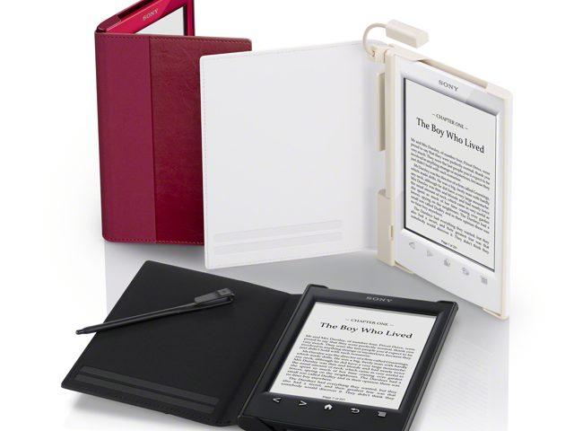 Sony Reader PRS-T2, la nouvelle liseuse numérique de Sony