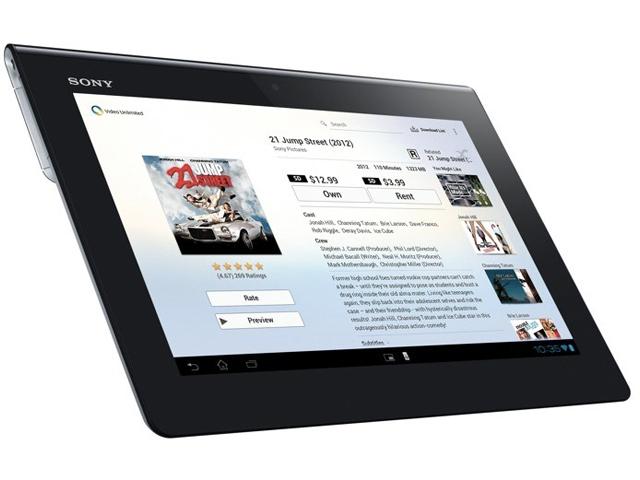 Sony Xperia Tablet S : Tegra 3, nouveau design et prix de vente à 400$