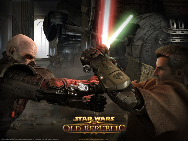 "Star Wars the Old Republic : passage en ""free to play"" dès cet automne !"