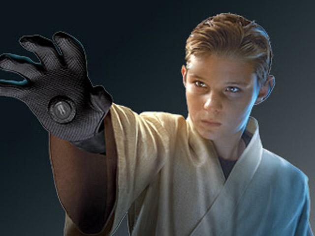 The Force Glove : utilisez la Force pour bouger des objets