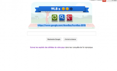 Comment tricher à la course de haies du doodle de Google