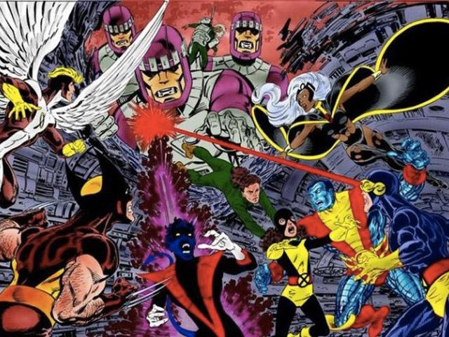 Marvel : poursuivi pour plagiat à cause des X-Men