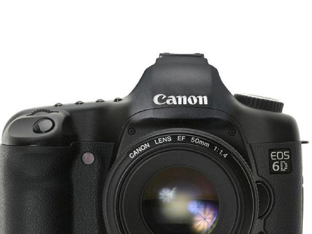 Canon EOS 6D : les spécifications officielles !