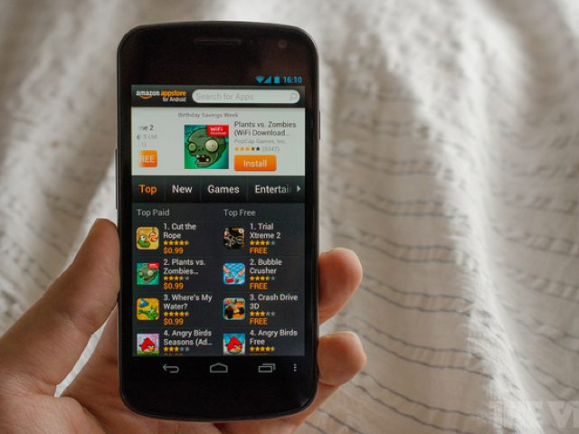 Amazon : le Kindle Phone en approche