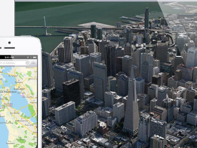 Apple recruterait d'anciens employés de Google Maps