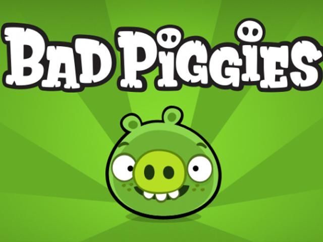 Bad Piggies : le spin-off de Angry Birds pour le 27 septembre