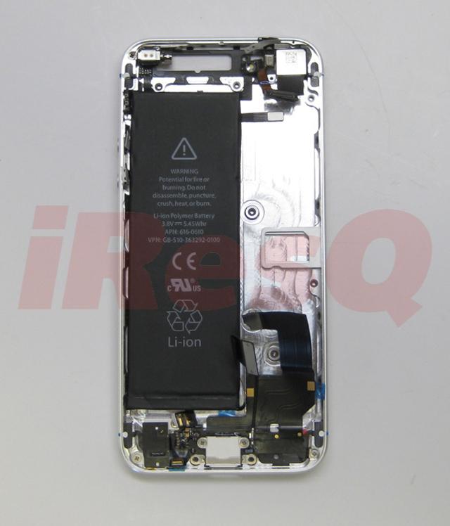 iPhone 5 : encore des photos de la batterie du nouvel iPhone
