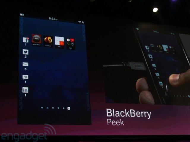 BlackBerry 10 : de nouvelles photos, de nouvelles fonctionnalités