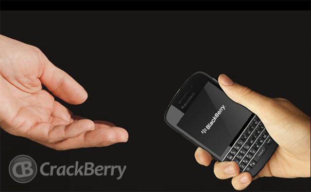 BlackBerry 10 : des photos du L-Series et du N-Series