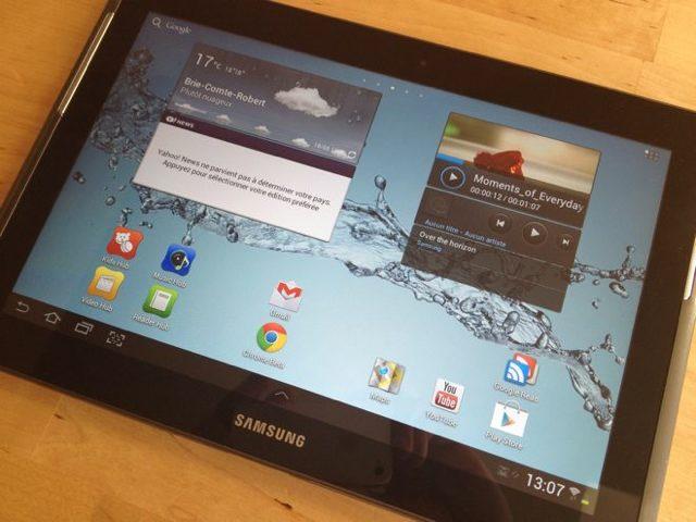 Bon Plan : la Samsung Galaxy Tab 2 10.1 à 267.15€ !