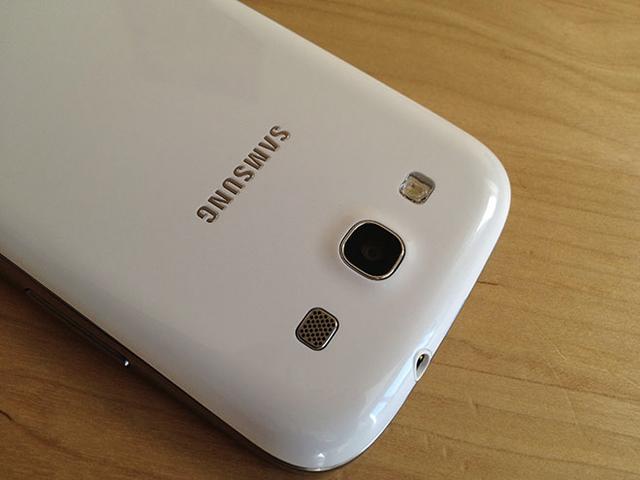 Samsung a corrigé la faille du Galaxy S3