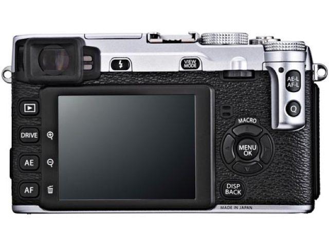 Fujifilm X-E1 : une annonce le 5 septembre