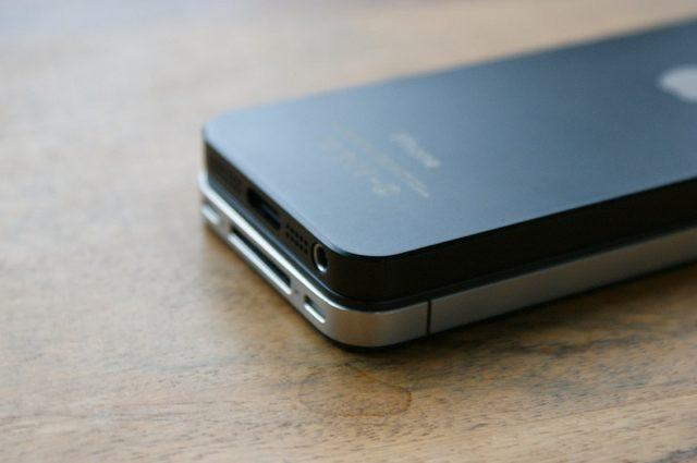 iPhone 5 : photos et vidéo d'un prototype du nouvel iPhone