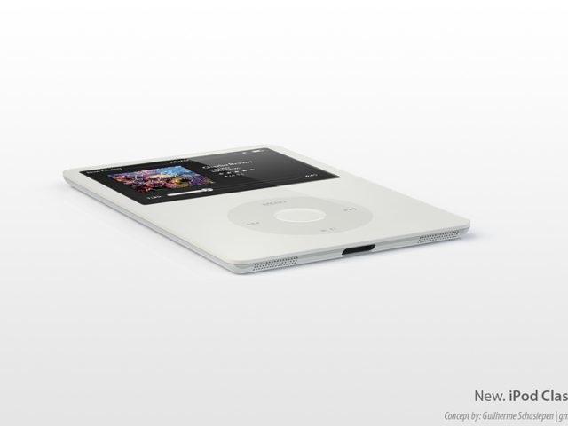 iPod Classic 2012 : un très beau concept
