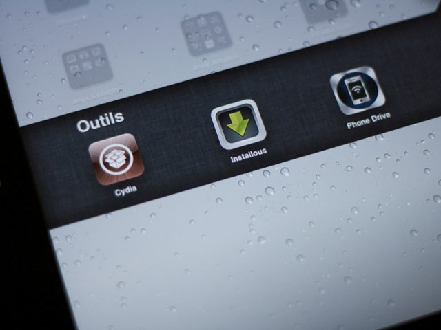 Jailbreak iOS 6 : en tethered sur iPhone 4, iPhone 3GS et iPod Touch 4G