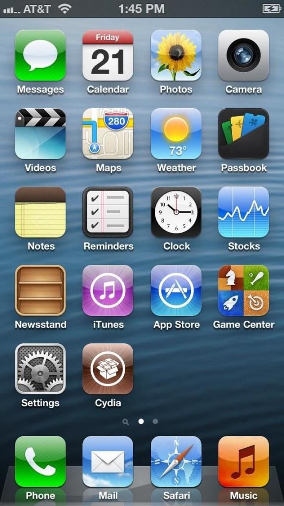 iPhone 5 : le nouvel iPhone déjà jailbreaké ?!