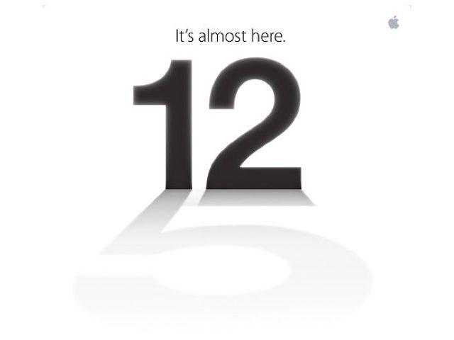 iPhone 5 : Keynote confirmée pour le 12 septembre