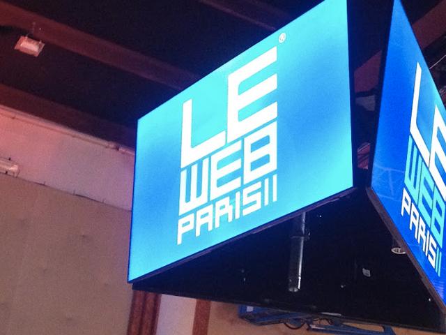 LeWeb'2012 : Internet of Things