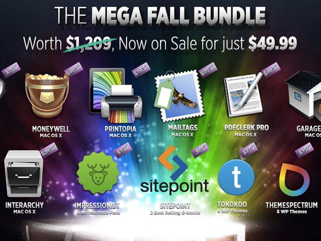 Bundle Hunt : un Mega Bundle d'une valeur de 1.209 $ pour 49,99 $