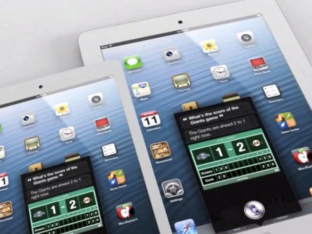 iPad Mini : un prototype en 3D et une vidéo pour patienter