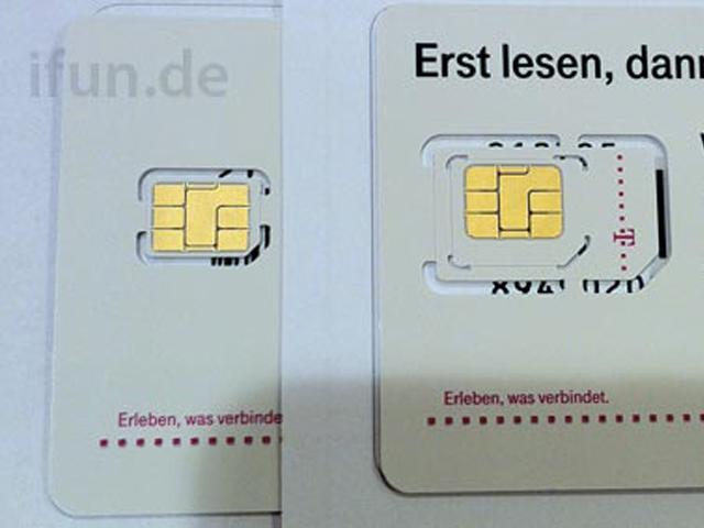 iPhone 5 : les livraisons de Nano SIM auraient commencé