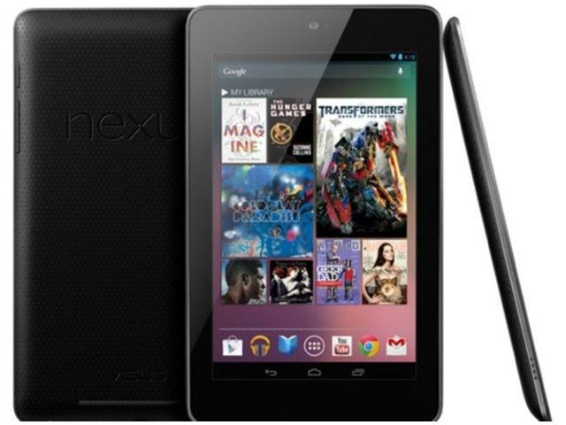 Une Nexus 7 à 99$ pour la fin de l'année ?