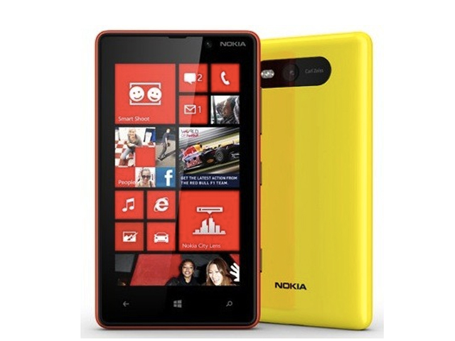 Nokia Lumia 820 : pas de PureView mais du Windows Phone 8