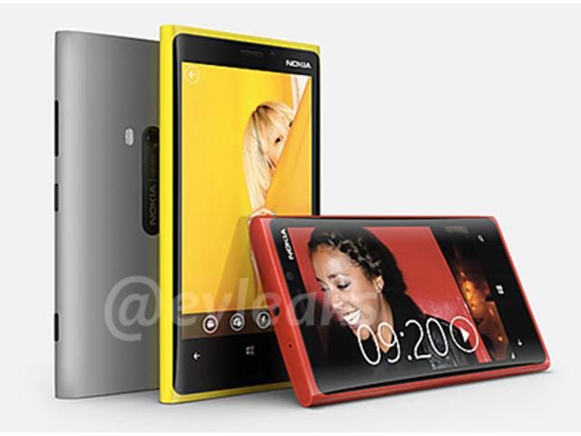 Nokia Lumia 920 : quelques informations supplémentaires