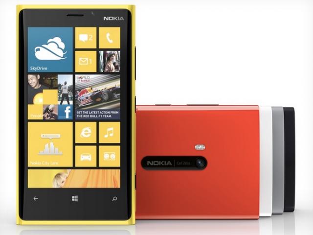 Nokia Lumia 920 : du PureView et du Windows Phone 8