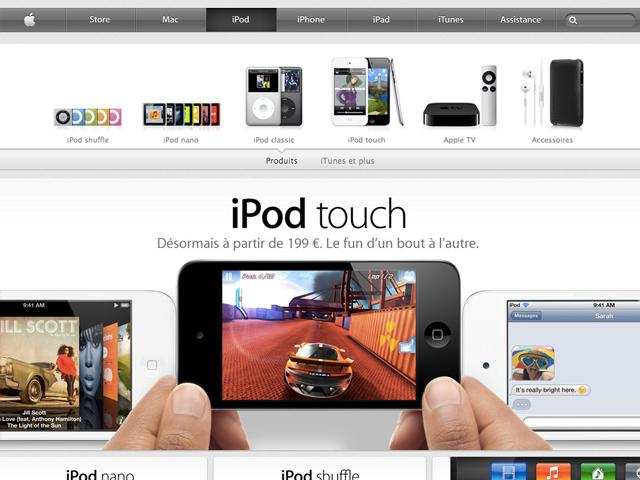 iPod Shuffle, iPod Nano, iPod Touch : de nouveaux modèles le 12 septembre ?