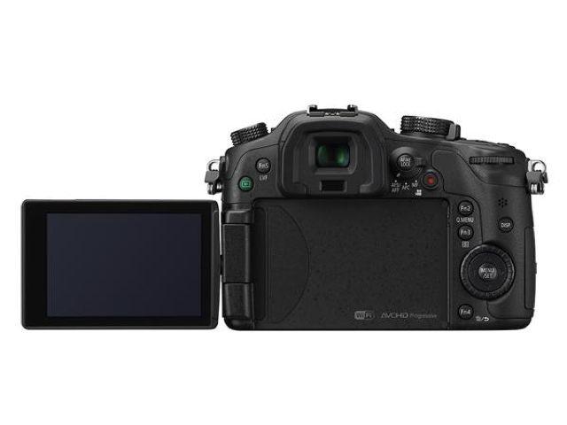 Panasonic Lumix GH3 : les spécifications officielles