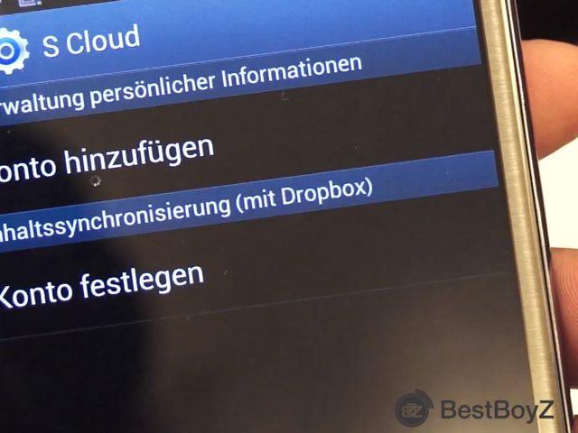 S Cloud pourrait accompagner le Samsung Galaxy Note 2