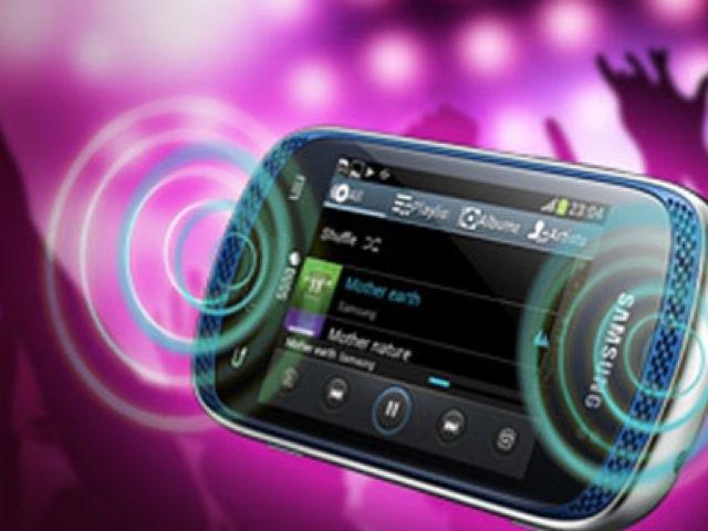 Samsung Galaxy Music : les premières images et les spécifications