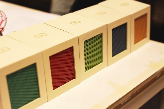 Skube : le cube musical et connecté avec du Spotify et du Last.fm dedans