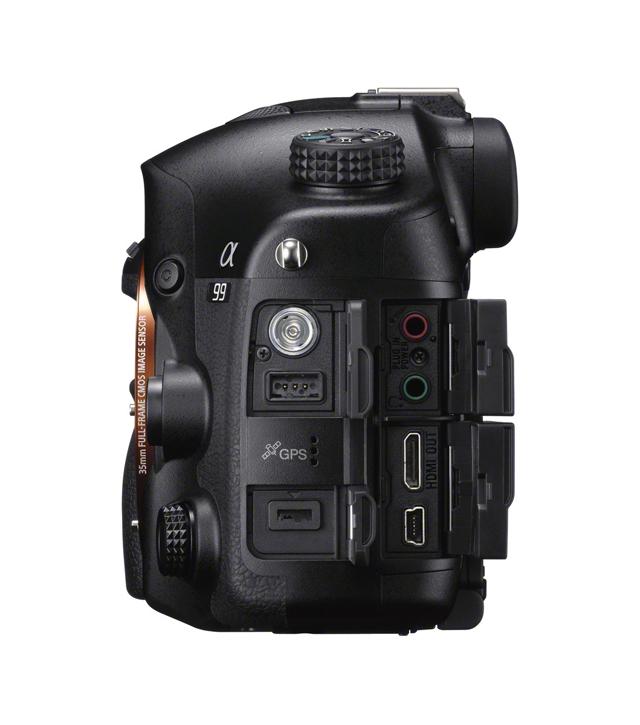 Sony A99 : les caractéristiques officielles