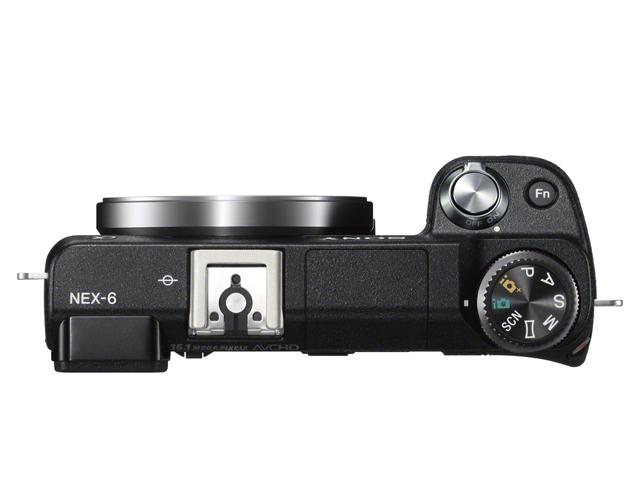 Sony NEX-6 : les caractéristiques officielles