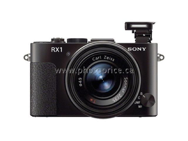 Sony RX1 : le nouvel hybride de Sony en photo !