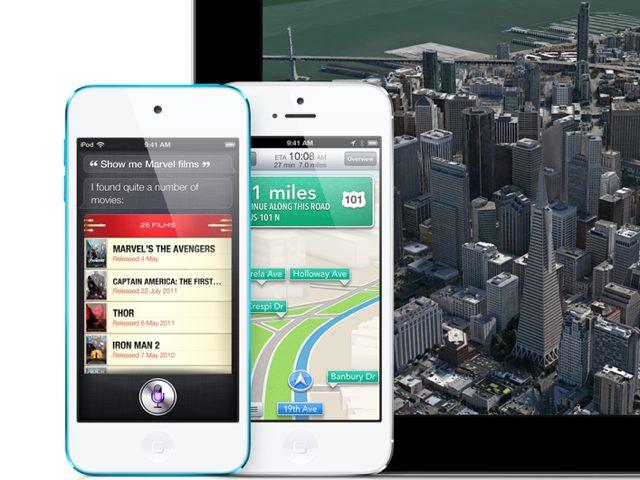 iOS 6 : présent sur 15% des terminaux 24 heures après son déploiement